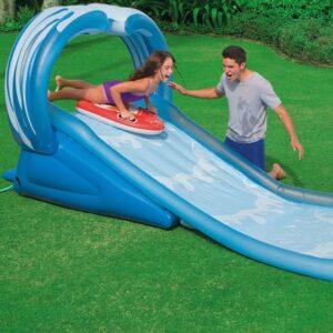 tapis de glisse eau enfant
