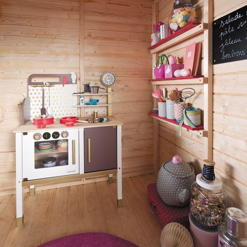 Cabane enfant comparatif avis et meilleurs mod les - Amenagement cabane de jardin ...