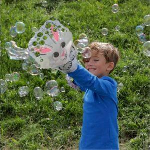 gant à bulles
