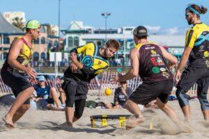 compétition spikeball