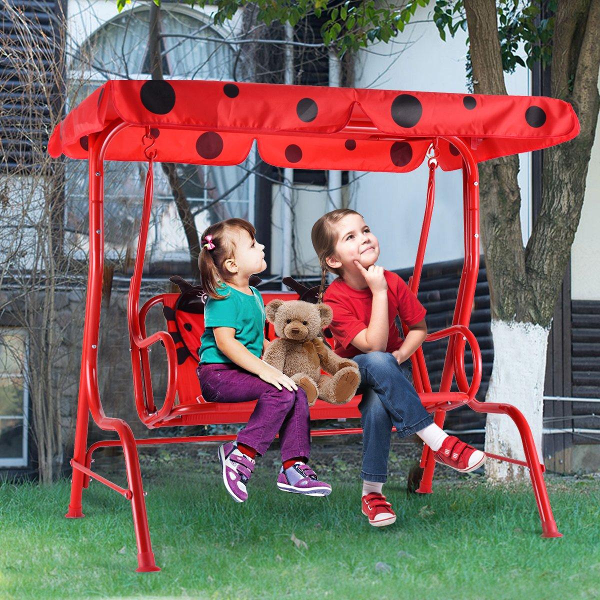 Balancelle de jardin enfant ⇒ Comparatif et meilleur modèle ...