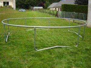 montage et installation trampoline
