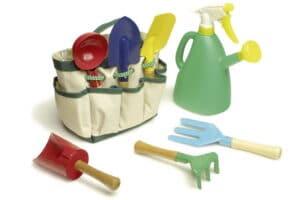 set de jardinage pour enfants
