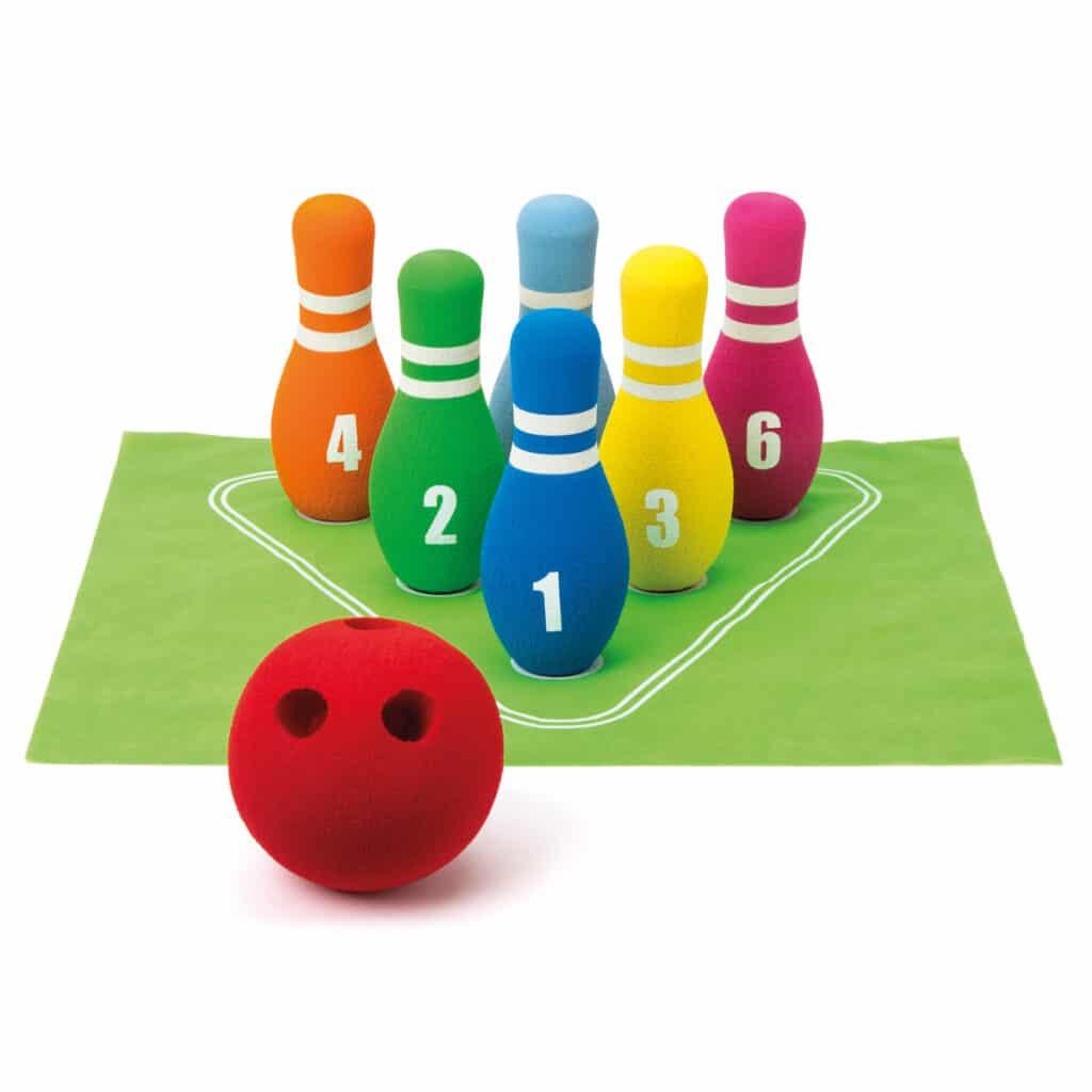 bien choisir un bowling enfant