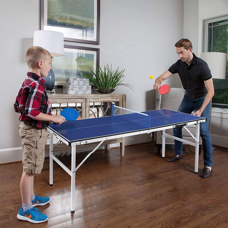mini table de ping pong