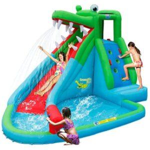 aire de jeux gonflable piscine pas cher