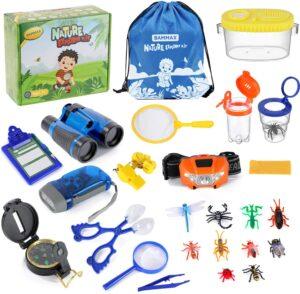 accessoires set explorateur pour enfants