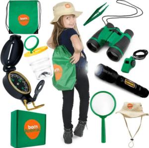 kit explorateur nature