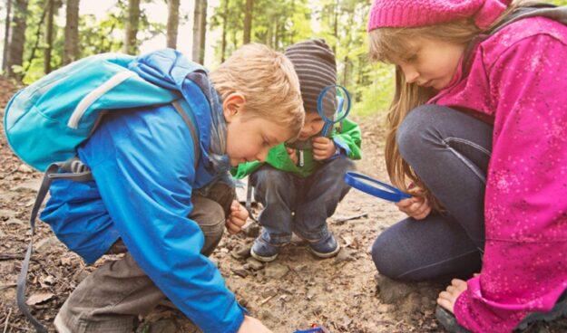 set explorateur enfant