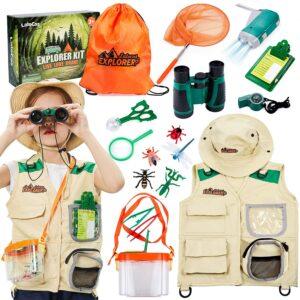set explorateur pour enfant
